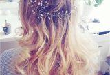 Cute Hairstyles Blonde Long Hair Takie Cudowności Się Robią Dziś Ozdoba Od Noviablanca Weddinghair