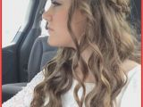 Cute Hairstyles Crimped Hair Amazing Cute Hairstyles for Wavy Curly Hair