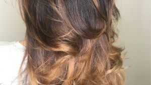 Cute Hairstyles Dark Brown Hair Dark Brown Hair with Balayage Haircolor Tcr