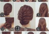 Cute Hairstyles Easy to Do On Yourself Cute Easy Updos for Long Hair How to Do It Yourself