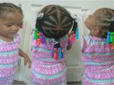Cute Hairstyles for 1 Year Olds Cute Hairstyle for 1 Year Old toddler Natural Hair Braids