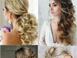 Cute Hairstyles for 2nd Day Hair Arabic Hair Styles for Wedding Day Hairstyles