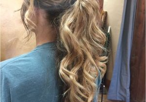 Cute Hairstyles for 8th Grade Prom Dressy Ponytails Hairstyles In 2019 Pinterest
