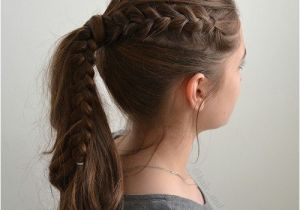 Cute Hairstyles for A Ponytail 59 Easy Ponytail Hairstyles for School Ideas