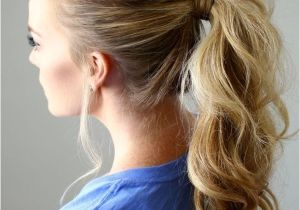 Cute Hairstyles for A Ponytail 80 Lovely Women Ponytail Hairstyles for Long Hair