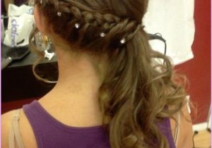 Cute Hairstyles for A School Dance Cute Hairstyles for School Dances Latestfashiontips