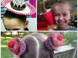 Cute Hairstyles for A School Day Lol Te Crazy Hair Day Ideas Cool Stuff