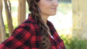 Cute Hairstyles for Adults Diy Dutch Side Braid