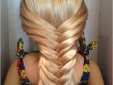 Cute Hairstyles for Ag Dolls Fishtail Braid are Perfect and Easy to Do On American Girl