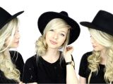 Cute Hairstyles for Beanies 3 Easy Hairstyles for Hats