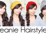 Cute Hairstyles for Beanies Cute & Easy Hairstyles for Beanies Hats