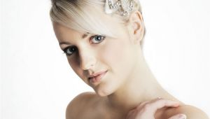 Cute Hairstyles for Brides Cute Bridesmaids Hairstyles for Short Hair