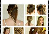 Cute Hairstyles for Camping Quick Camping Hairstyles
