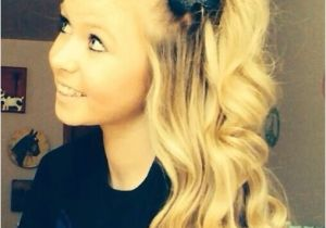 Cute Hairstyles for Cheer 1000 Ideas About Cheerleader Hairstyles On Pinterest