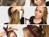 Cute Hairstyles for College Students 6 Super Easy Hairstyles for Finals Week College Fashion