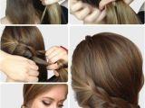 Cute Hairstyles for College Students Peinados Faciles Y Lindos Para Ir A Clases Verte Bella