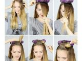 Cute Hairstyles for Curly Hair No Heat How to Waves without Heat Entertainment News S & Videos