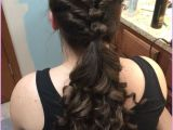 Cute Hairstyles for Dances Cute Hairstyles for School Dances Latestfashiontips