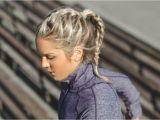 Cute Hairstyles for Exercising Easy & Simple Workout Hairstyles to Glam Up In Gym