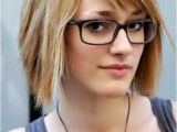 Cute Hairstyles for Girls with Glasses Simple Hairstyles for Short Hair for School with Glasses