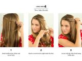 Cute Hairstyles for Going Back to School 16 Fresh Quick and Easy Hairstyles for School for Medium Hair