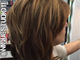 Cute Hairstyles for Hair Upto Shoulders Short Layered Medium Length Haircut Lots Of Layers In This Hair