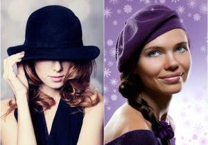 Cute Hairstyles for Hats Hairstyles to Wear with Winter Hats Women Hairstyles