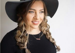 Cute Hairstyles for Hats the Good Kind Of Hat Hair