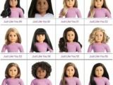 Cute Hairstyles for Journey Girl Dolls 118 Best American Girl Doll 5 2015 New Meet Images