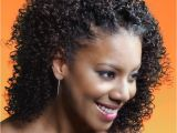 Cute Hairstyles for Kinky Curly Hair Kinky Curly Hairstyles for Afro American Girls Fave