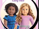 Cute Hairstyles for Kit the American Girl Doll Doll Hair & Care