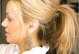 Cute Hairstyles for Messy Curly Hair 20 Ponytail Hairstyles Discover Latest Ponytail Ideas now