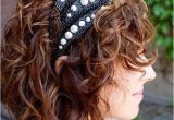 Cute Hairstyles for Messy Curly Hair top 28 Best Curly Hairstyles for Girls