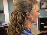 Cute Hairstyles for Military Ball Military Ball Hairstyles