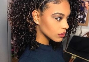 Cute Hairstyles for Natural African American Curly Hair Curly Haircuts Black Natural Curly Hairstyles