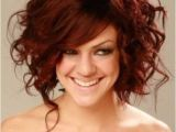 Cute Hairstyles for Red Curly Hair 12 Cool Short Red Curly Hair