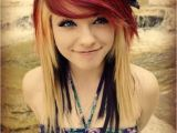Cute Hairstyles for Scene Hair 10 Popular Emo Hairstyles for Girls Faceshairstylist