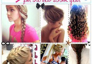 Cute Hairstyles for School Tumblr Cute School Hairstyles Tumblr