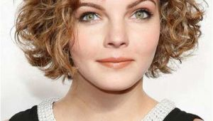 Cute Hairstyles for Short Curly Hair with Bangs 20 Short Curly Hair with Bangs