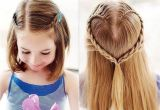 Cute Hairstyles for Short Hair for Little Girls 10 Cute Hairstyles for Girls with Short Hair for School