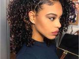 Cute Hairstyles for Short Natural Curly Hair Curly Haircuts Black Natural Curly Hairstyles