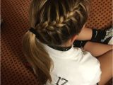 Cute Hairstyles for softball Games Best 25 Volleyball Hair Ideas On Pinterest