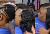 Cute Hairstyles for Thin Hair Videos Thin Hair Sew In Tips and Tricks