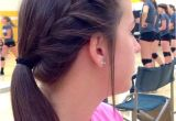 Cute Hairstyles for Volleyball Players Best 25 Volleyball Hairstyles Ideas On Pinterest