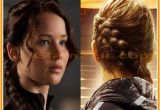 Cute Hairstyles Games Katniss Everdeen Braid Hairstyle Hunger Games Front and Back View