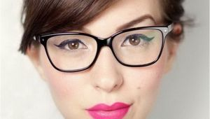 Cute Hairstyles Glasses Wearers Best Hairstyles for Female Glasses Wearers Hairstyles