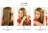 Cute Hairstyles Heatless Beautiful Quick and Easy Heatless Hairstyles for Long Hair