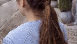 Cute Hairstyles High School Beautiful Double Braided Hairstyles 2018 for Teenage Girls