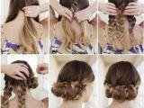 Cute Hairstyles In 30 Minutes Beautiful Cute 5 Minute Hairstyles