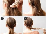 Cute Hairstyles In 5 Minutes 27 Easy Five Minutes Hairstyles Tutorials Pretty Designs
